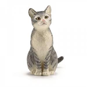Bilde av Katt sittende, Schleich