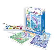 Aquarellum mini, Delfin