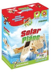 Bilde av Sol fly, Lær om solenergi