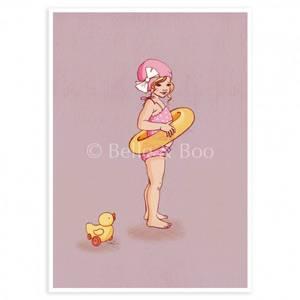Bilde av Belle & Boo postkort