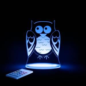 Bilde av Aloka Barnelampe LED, Ugle