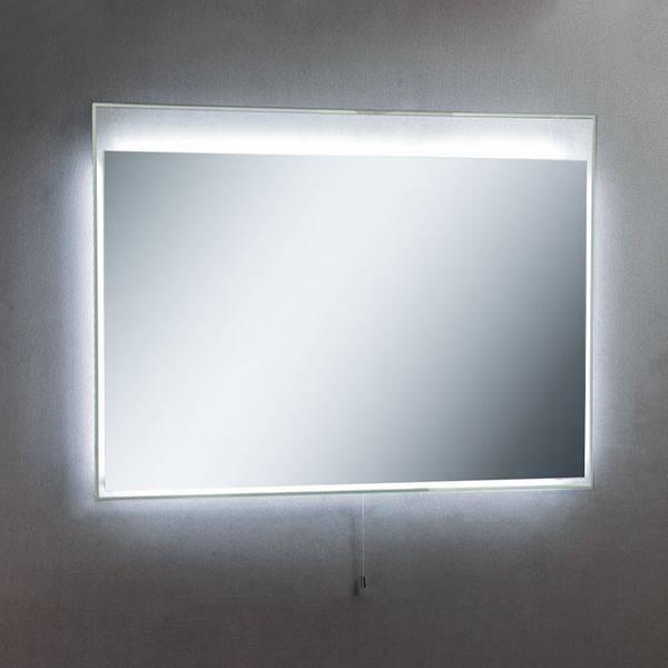 Bilde av Eurodesign baderomsspeil med LED-belysning 90cm