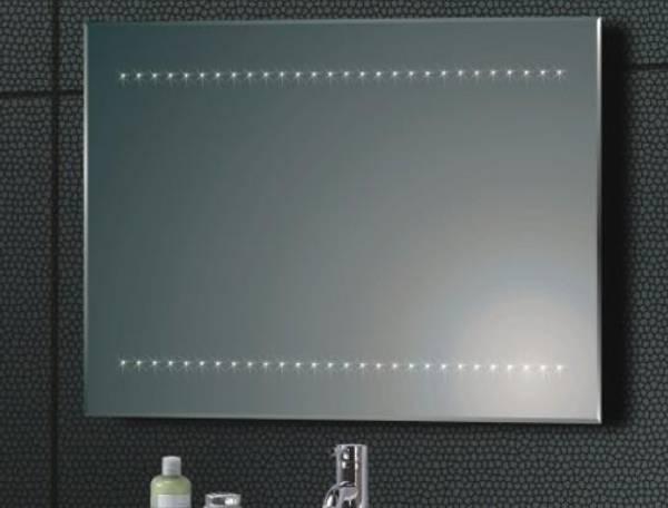 Bilde av BADEROMSSPEIL M/LED- BELYSNING 80CM