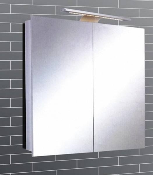 Bilde av EURODESIGN SPEILSKAP MED LED- DISPLAYLAMPE OG