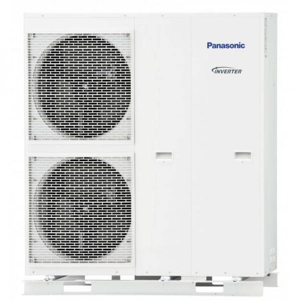 Bilde av Panasonic WH-MDC12H6E5 12 kW luft-vann monobloc