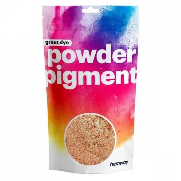 Copper pigment fugemasse