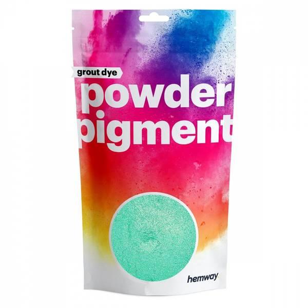 Jade green pigment fugemasse
