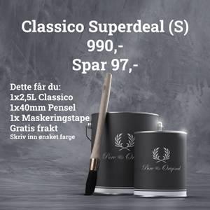 Bilde av Classico SUPERDEAL Small