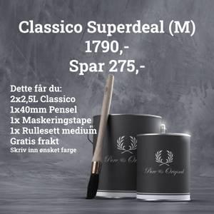 Bilde av Classico SUPERDEAL Medium