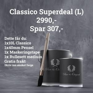 Bilde av Classico SUPERDEAL Large