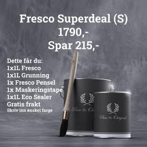 Bilde av Fresco Superdeal Small
