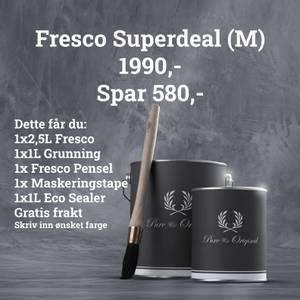 Bilde av Fresco Superdeal Medium