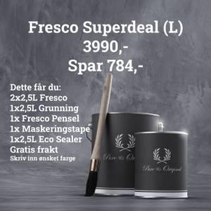 Bilde av Fresco Superdeal Large