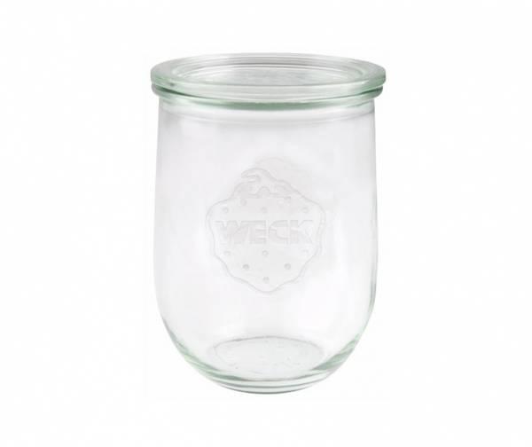 WECK® Tulipan, 1000 ml, 6-pakning