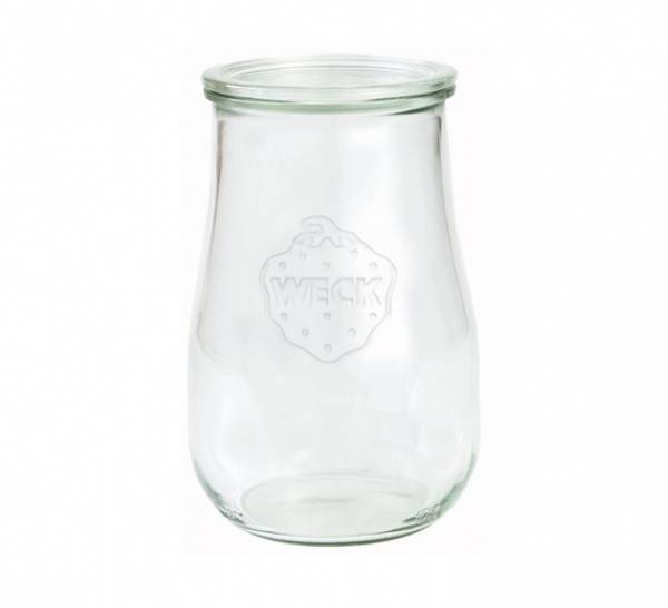 WECK® Tulipan, 1750 ml, 4-pakning