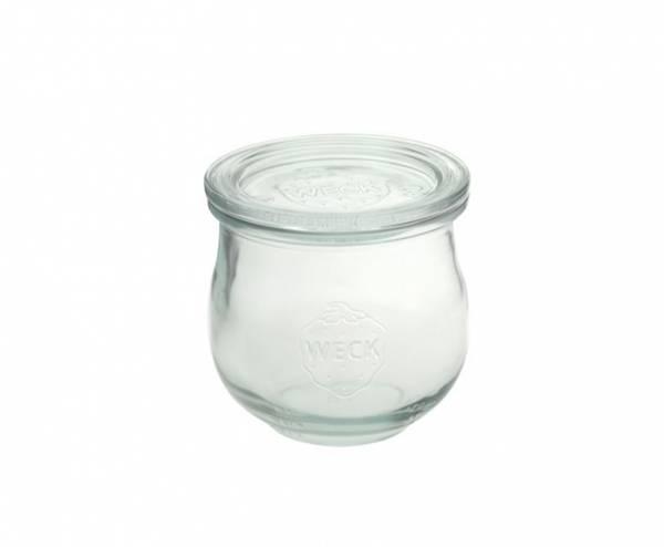 WECK® Tulipan, 370 ml, 6-pakning