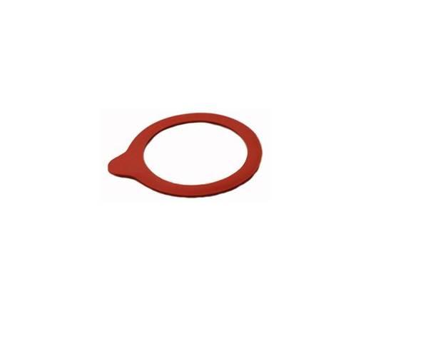 WECK® gummiringer til glass med 12 cm åpning (RR120), 10-pakning