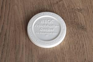 Bilde av WECK® plastlokk (RR60) til glass med 6 cm åpning