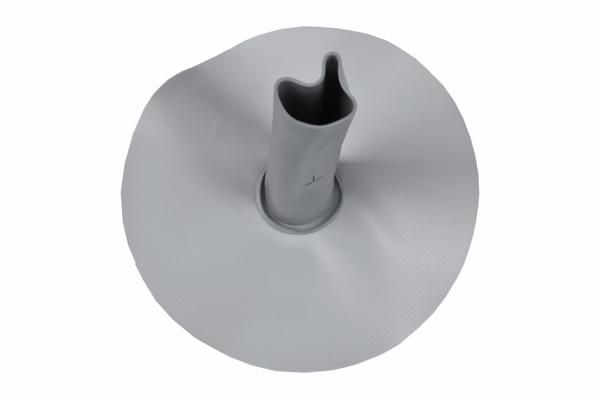 Bilde av Rørhylse 30x150 mm F91/556. lys grå