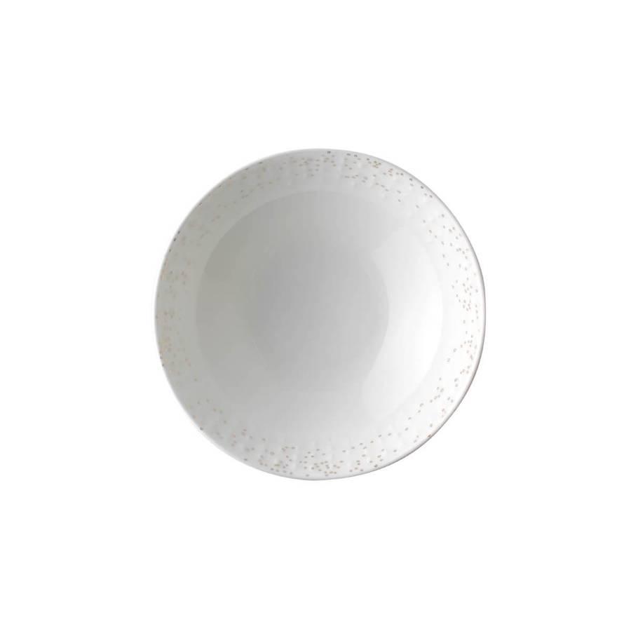 Dyp tallerken 16 cm - Lys