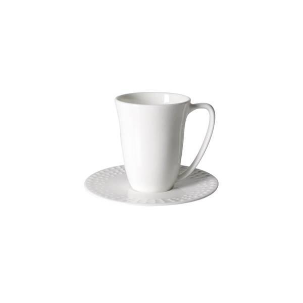 Kopp med skål 20 cl - Snø