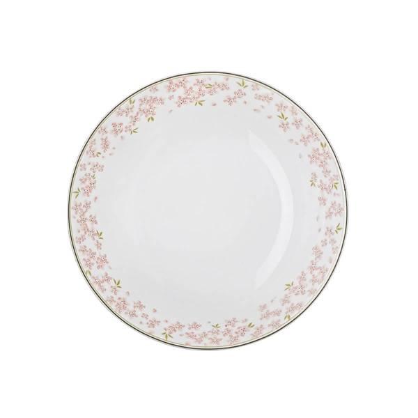 Dyp tallerken 20 cm - Slåpe Rosa