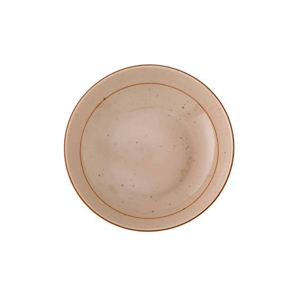 Asjett 17 cm - Rustikk Sand