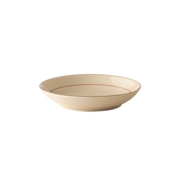 Dyp tallerken 17 cm - Rustikk Sand