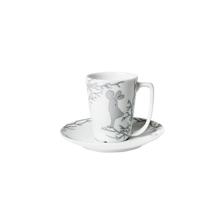 Kopp med skål 20 cl - Alv
