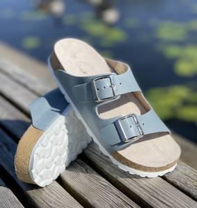 Bilde av Klassisk Grete Waitz sandal i jeans-blå