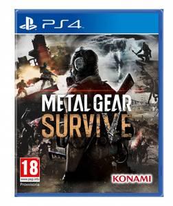 Bilde av Metal Gear Survive (PS4)
