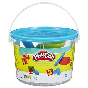 Bilde av Play-Doh Mini Bucket Numbers
