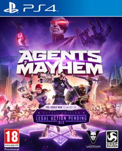 Bilde av Agents Of Mayhem (Day One Edition) (PS4)