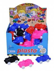 Bilde av Plasto Nostalgiske Plastbiler Assortert 12 cm