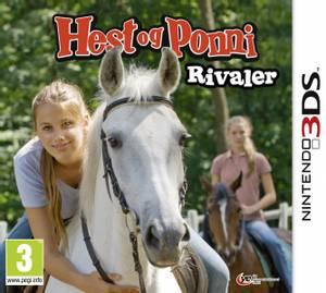 Bilde av Hest Og Ponni - Rivaler (3DS)