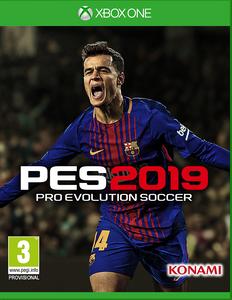 Bilde av Pro Evolution Soccer 2019 (Xbox One)