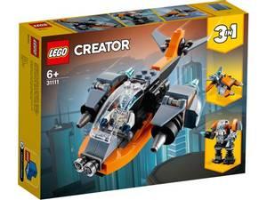 Bilde av Lego Creator Kyberdrone31111
