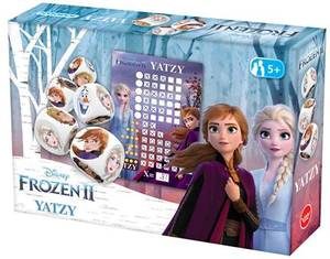 Bilde av Egmont Frozen 2 Yatzy - Norsk Utgave