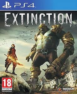 Bilde av Extinction (PS4)