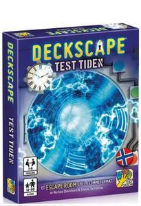 Bilde av Deckscape Test Tiden - Norsk Utgave
