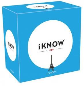 Bilde av Tactic iKnow i Europa - Norsk Utgave