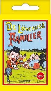 Bilde av Egmont De Løyerlige Familier - Norsk Utgave