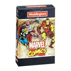 Bilde av Waddingtons Playing Cards Marvel Comics