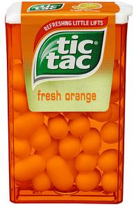 Bilde av Tic Tac Orange 18g