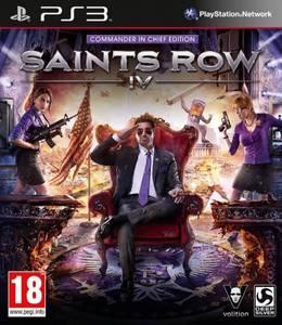 Bilde av Saints Row IV - Commander In Chief Edition (PS3)