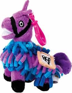 Bilde av Fortnite Llama Plush Keychain