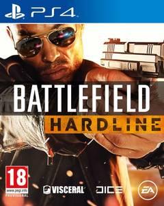 Bilde av Battlefield Hardline (PS4)