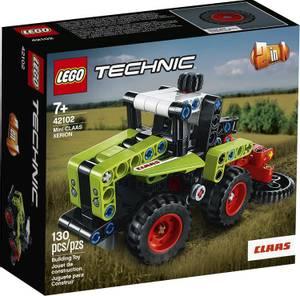 Bilde av Lego Technic Mini CLAAS XERION 42102