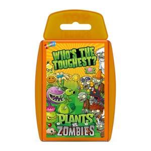 Bilde av Top Trumps Plants vs Zombies