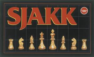 Bilde av Egmont Sjakk Med Trebrikker - Norsk Utgave